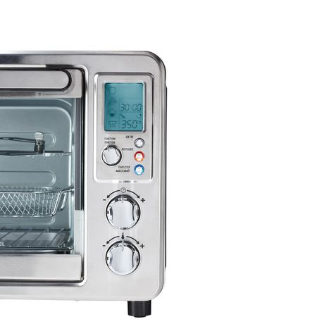 Hamilton Beach 31193C SureCrisp Digital Air Fry Oven - image 3 of 9