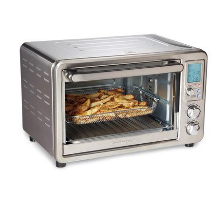 Hamilton Beach 31193C SureCrisp Digital Air Fry Oven - image 7 of 9