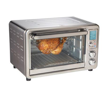 Hamilton Beach 31193C SureCrisp Digital Air Fry Oven - image 5 of 9