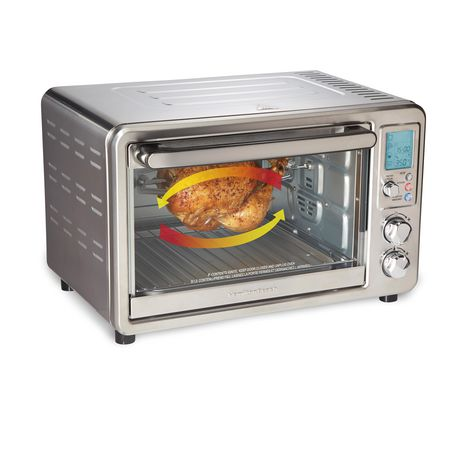 Hamilton Beach 31193C SureCrisp Digital Air Fry Oven - image 6 of 9