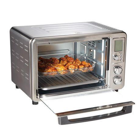Hamilton Beach 31193C SureCrisp Digital Air Fry Oven - image 8 of 9