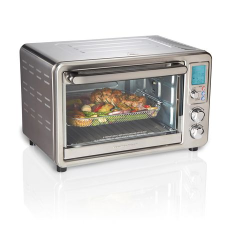 Hamilton Beach 31193C SureCrisp Digital Air Fry Oven - image 1 of 9