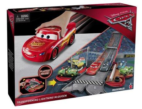 Disney pixar les bagnoles 3 coffret de jeu flash mcqueen - Jeu flash mcqueen gratuit ...