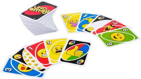 Uno Emoji Card Game Walmart Canada
