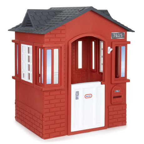 Little Tikes Cape Cottage Playhouse - Red 653889M
