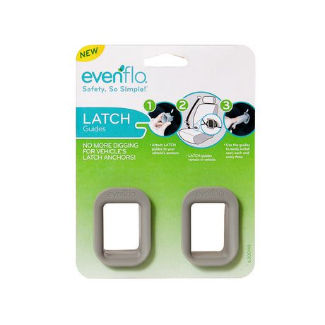 Evenflo SureSafe Installation Latch Guides, 2  Pack - image 1 of 3