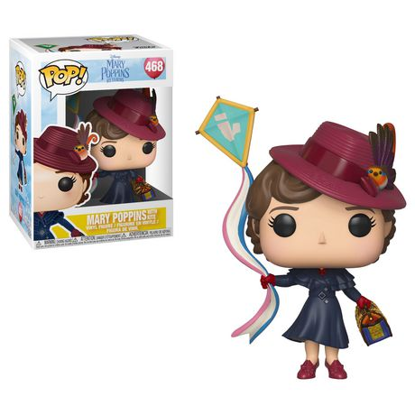 Funko POP! Disney: Mary Poppins Returns - Mary Poppins with Kite Vinyl Figure - image 1 of 1