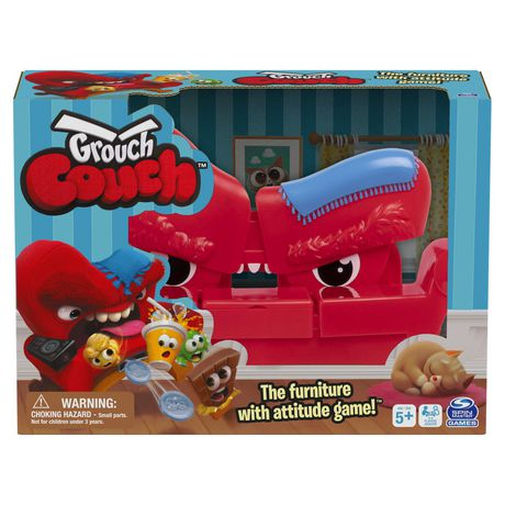 Grouch Couch, Furniture with Attitude Game - image 8 of 8
