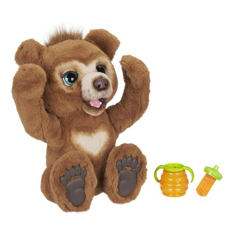 furReal Cubby, the Curious Bear Interactive Plush Toy, Ages 4 and Up - image 2 of 8