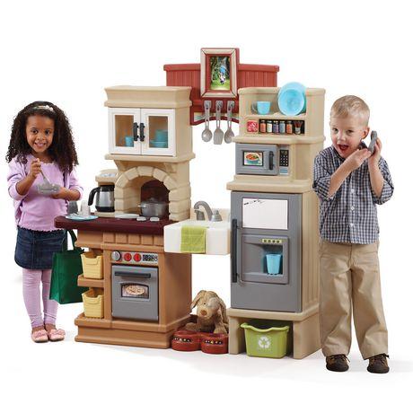 Ens De Cuisine Heart Of The Home De Step2 Pour Enfants