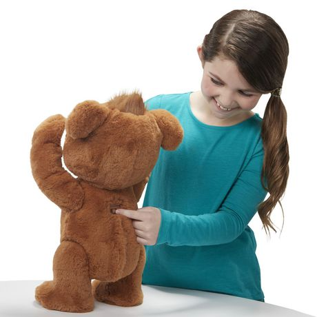 furReal Cubby, the Curious Bear Interactive Plush Toy, Ages 4 and Up - image 7 of 8