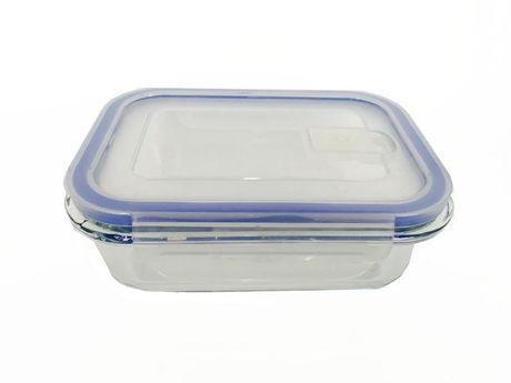 Mainstays Borosilicate Rectangular Glass Container