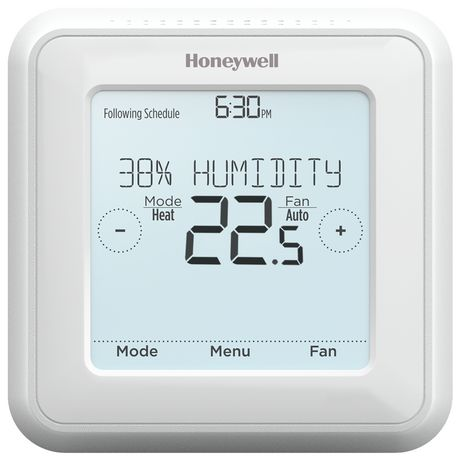 Honeywell Home Touchscreen 7-Day Programmable Thermostat