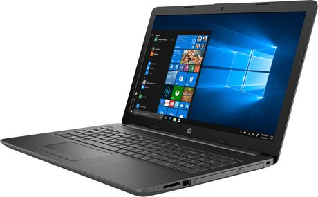 "HP Notebook 15-DB1040NR 15.6"" HD Touchscreen,  AMD Ryzen 5 3500U, 8GB RAM, 1TB HDD, AMD Radeon Vega 8 Graphics, Windows 10 Home 64 - image 2 of 6"