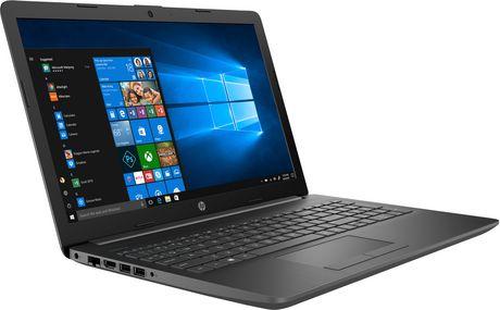 "HP Notebook 15-DB1040NR 15.6"" HD Touchscreen,  AMD Ryzen 5 3500U, 8GB RAM, 1TB HDD, AMD Radeon Vega 8 Graphics, Windows 10 Home 64 - image 3 of 6"