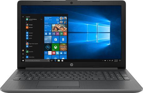 "HP Notebook 15-DB1040NR 15.6"" HD Touchscreen,  AMD Ryzen 5 3500U, 8GB RAM, 1TB HDD, AMD Radeon Vega 8 Graphics, Windows 10 Home 64 - image 1 of 6"