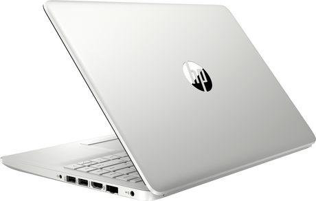 "HP Notebook 14-CF1001CA 14.0"" HD Non-Touch, Intel Core i3-8145U, 4GB RAM, 128GB SSD, Intel UHD Graphics 620, Windows 10 Home - image 6 of 7"
