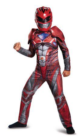 Costume à muscles Power Rangers de Disguise pour enfants - image 1 de 2