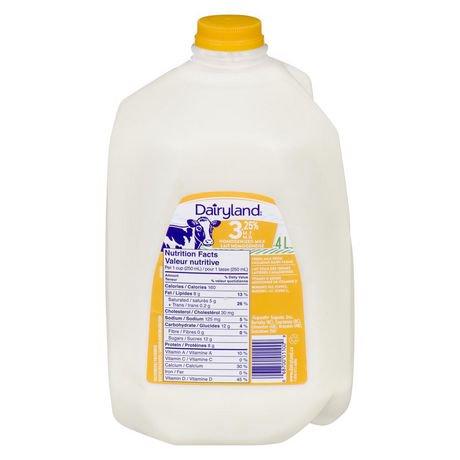 Dairyland 3.25% Homo Milk