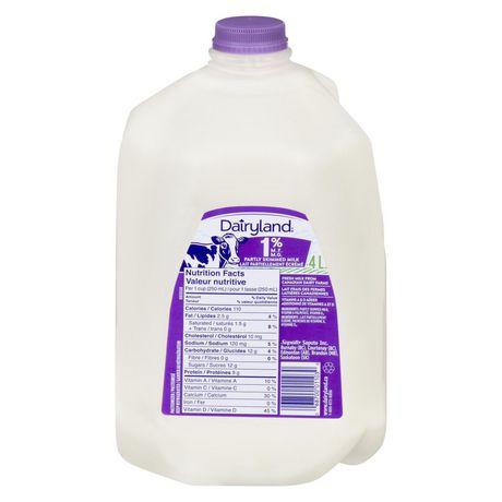 Dairyland Lait 1% - image 1 de 2