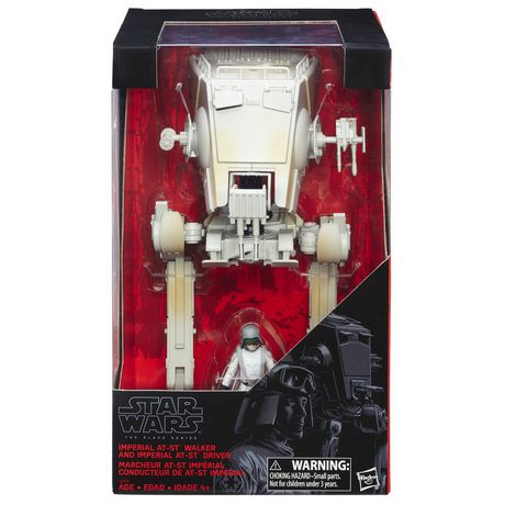 Star Wars Imperial AT-ST w/ AT-ST Driver - image 1 of 2