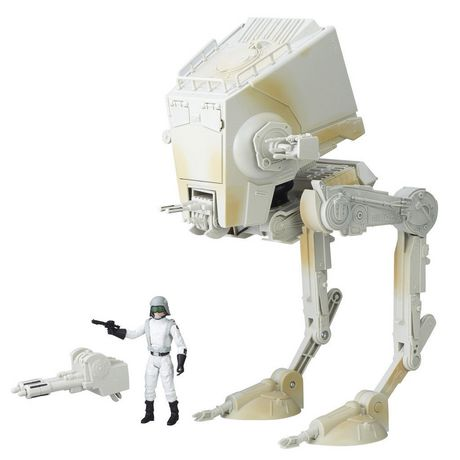 Star Wars Imperial AT-ST w/ AT-ST Driver - image 2 of 2