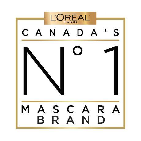L'Oréal Paris Mascara Voluminous Lash Paradise Voluptuous Volume and Length  Black Brown - image 4 of 9