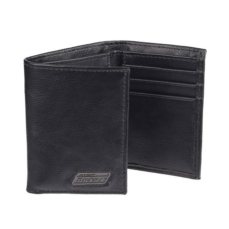 Genuine Dickies Men's Trifold Leather Wallet - image 2 of 3