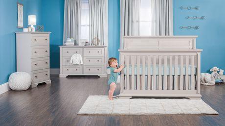 Commode double à 6 tiroirs Tanner de Child Craft, Pierre - image 3 de 3
