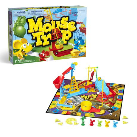 Mouse Trap Family Board Game - image 2 of 7