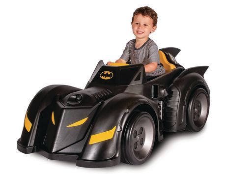 Batman Batmobile 6-Volt Battery-Powered Ride-On - image 1 of 2