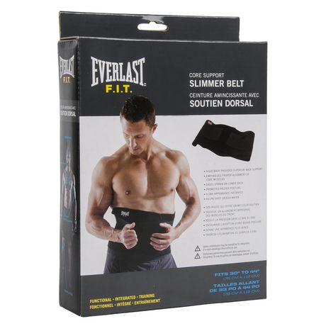 74441b157b Everlast slimmer belt review