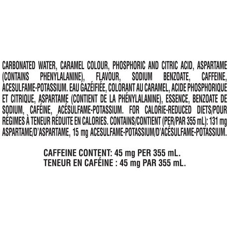 Coke DièteMD, emballage de 6bouteilles de 710mL - image 9 de 10
