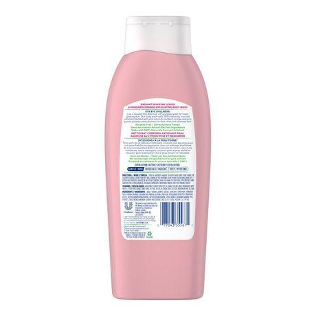 St. Ives  Even & Bright Pink Lemon & Mandarin Orange Body Wash 709 ML - image 3 of 5