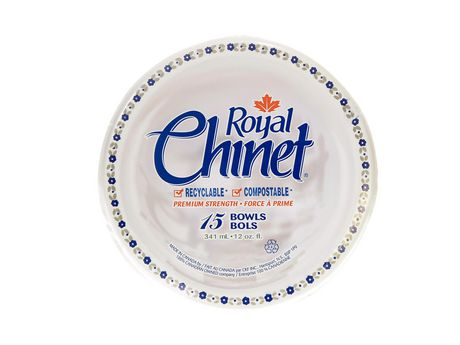 Royal Chinet Bowls | Walmart Canada