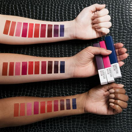 maybelline new york super stay® matte ink city edition