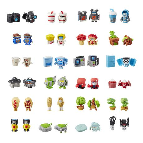 Transformers BotBots Series 1 Collectible Blind Bag Mystery Figure --  Surprise 2-In-1 Toy - image 2 of 9