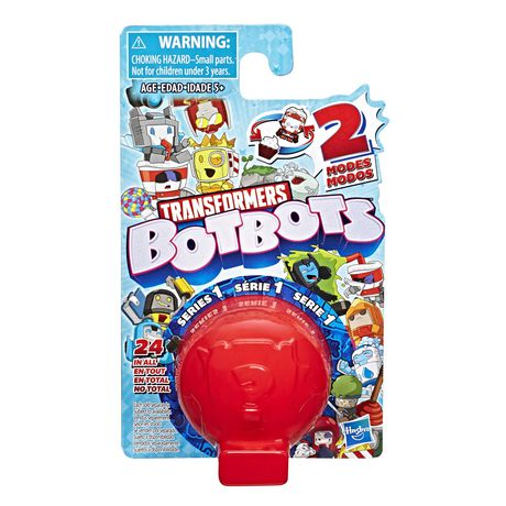 Transformers BotBots Series 1 Collectible Blind Bag Mystery Figure --  Surprise 2-In-1 Toy - image 1 of 9