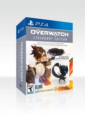 Overwatch: Legendary Edition Holiday Bundle (PS4) - image 2 of 7