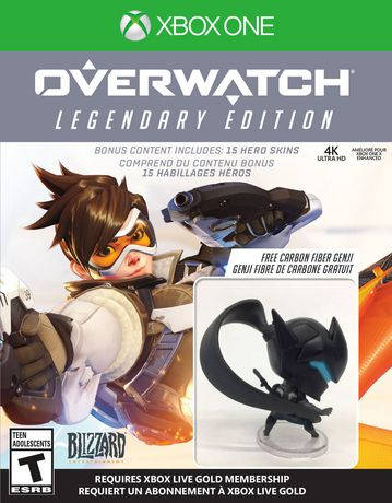 9350aa6e70f Overwatch  Legendary Edition Holiday Bundle (Xbox One)