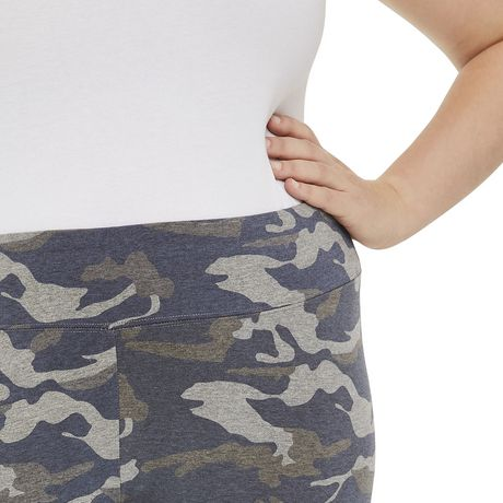 George Plus Women's Fitted Leggings - image 4 of 6