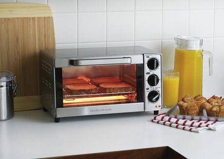 Hamilton Beach 4 Slice Toaster Oven 31401C - image 4 of 5
