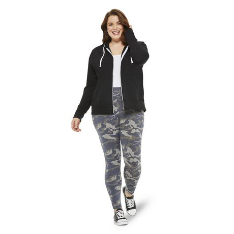 George Plus Women's Fitted Leggings - image 5 of 6