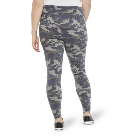 George Plus Women's Fitted Leggings - image 3 of 6