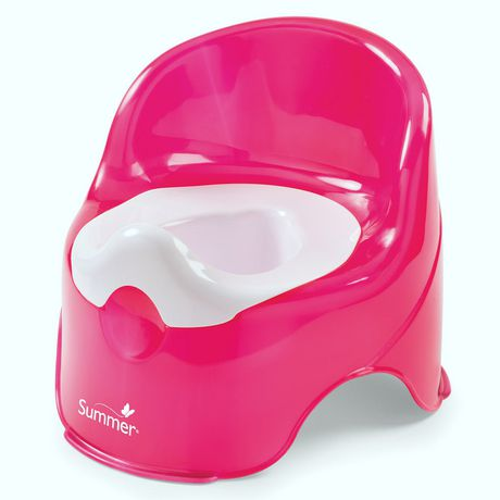 Summer Infant Lil Loo Potty - Raspberry Red