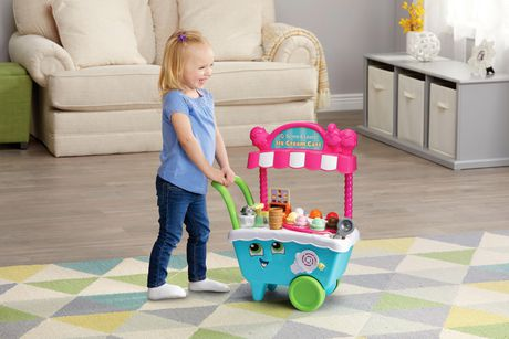 LeapFrog® Scoop & Learn Ice Cream Cart™ - English Version - image 2 of 8