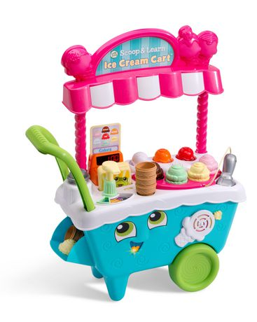 LeapFrog® Scoop & Learn Ice Cream Cart™ - English Version - image 3 of 8