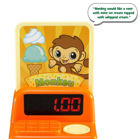 LeapFrog® Scoop & Learn Ice Cream Cart™ - English Version - image 6 of 8