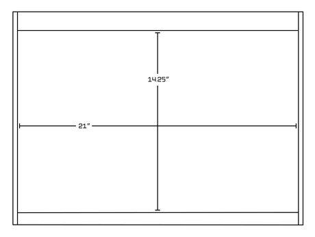Imaginations Américaines  68.75 pouces W Vanity Base Set  Gris - image 2 de 9