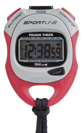 sportline tough timer stopwatch walmart canada